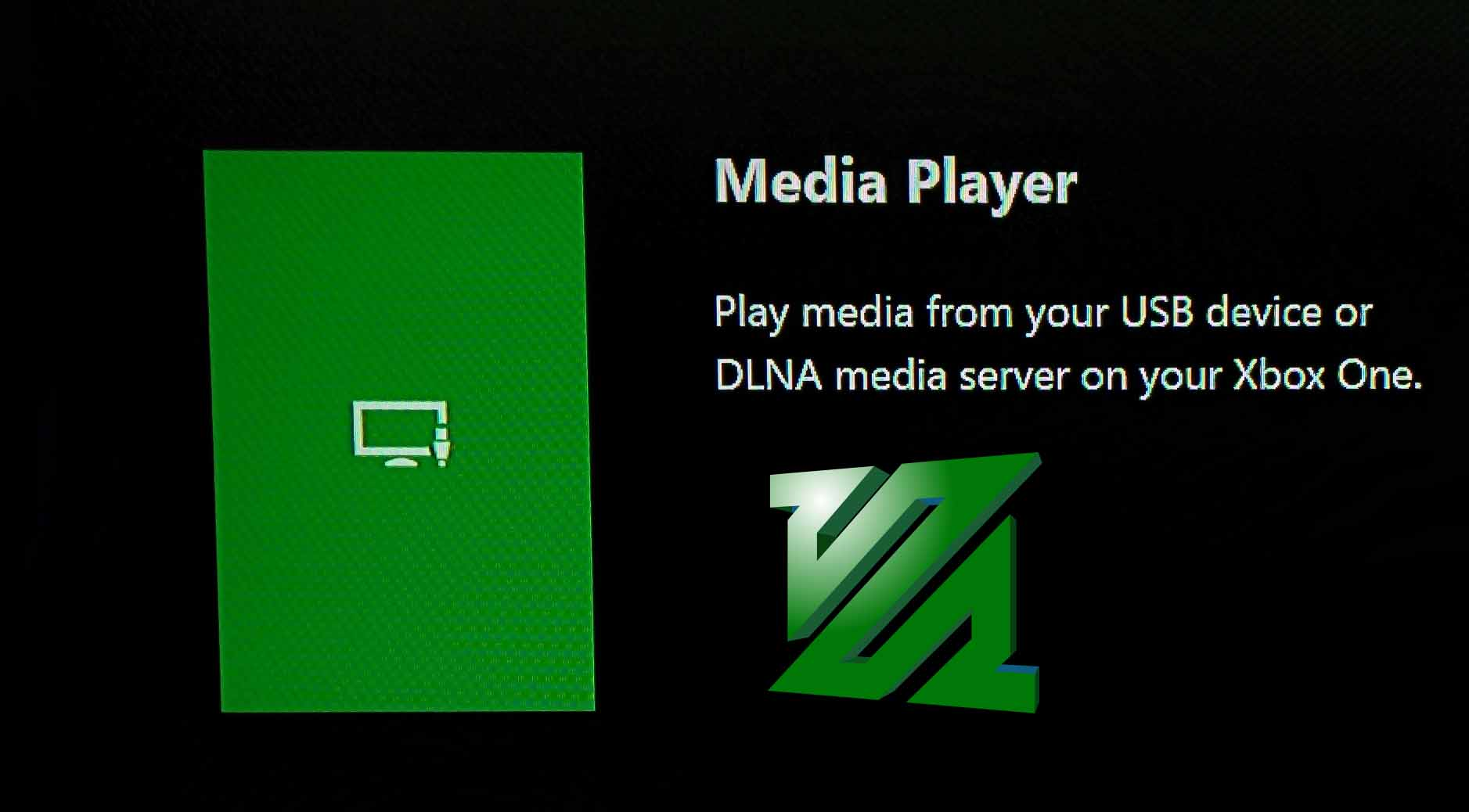 Xbox One Media Player && ffmpeg